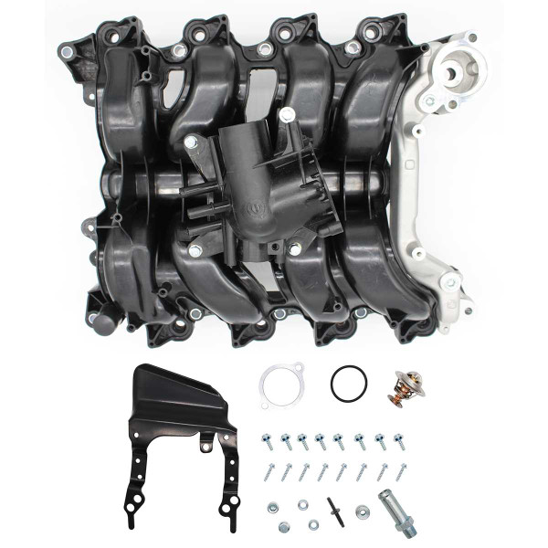 Upper Intake Manifold Direct Fit for 2010-2014 Ford E-150 E-250 RWD 4.6L - Part # EM625378
