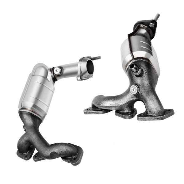 1 Front and 1 Rear Manifold Intake - Part # EMCC773832PR