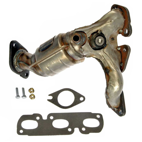 Rear Exhaust Manifold with Catalytic Converter 3.0L - Part # EMCC774832