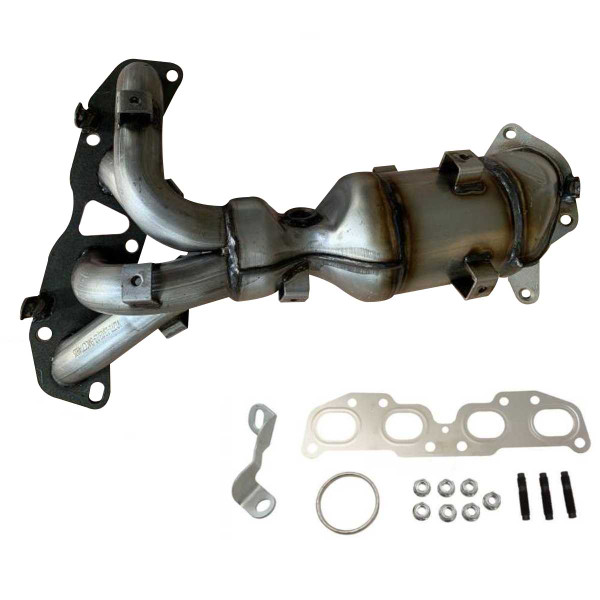 Exhaust Manifold with Catalytic Converter - Part # EMCC774935