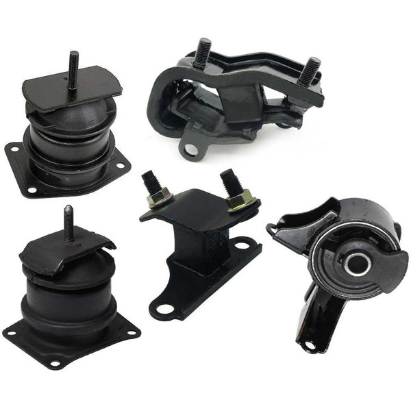 Front and Rear Engine Mount Package - Part # EMPKG0127