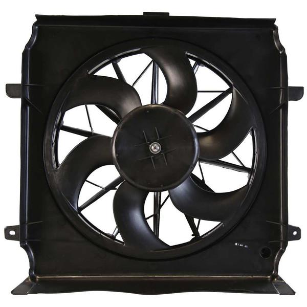 Electronic Radiator Fan Clutch - Part # FA720040