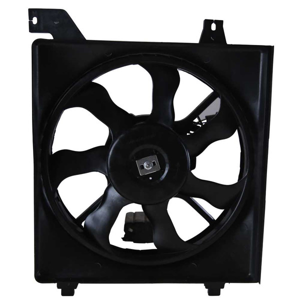 Radiator Cooling Fan Assembly - Part # FA720491