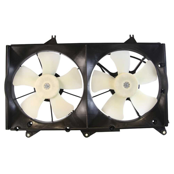 Radiator Cooling Dual Fan Assembly - Part # FA720534