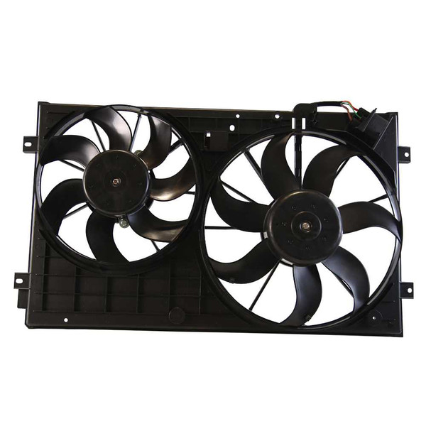 Radiator Dual Fan Assembly - Part # FA720845