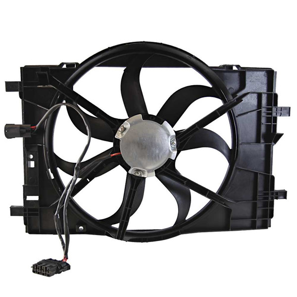 Radiator Fan Assembly - Part # FA721043