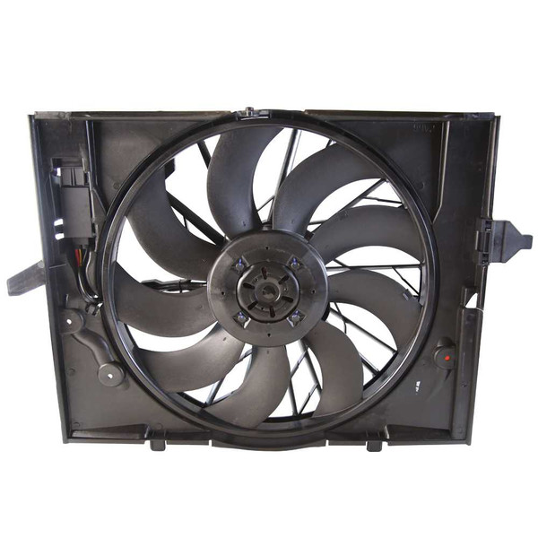 [Front] 1 Piece Kit Radiator Fan Assembly - Part # FA721213