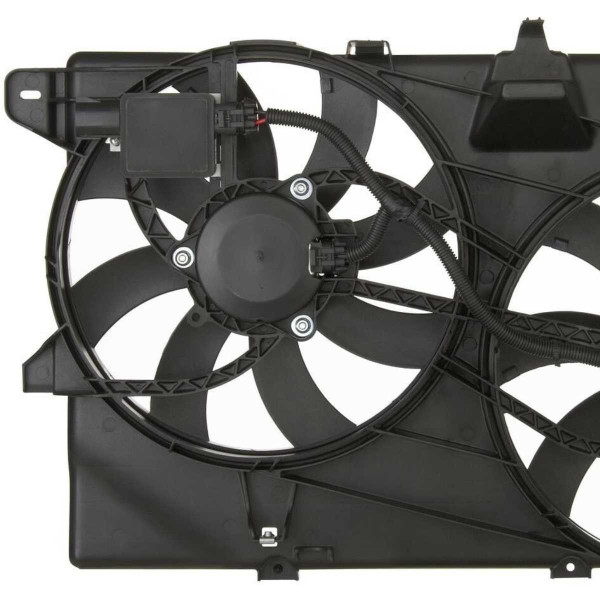 Radiator Fan Assembly with Controller - Part # FA721394