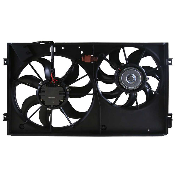 Radiator Fan Assembly - Part # FA86306