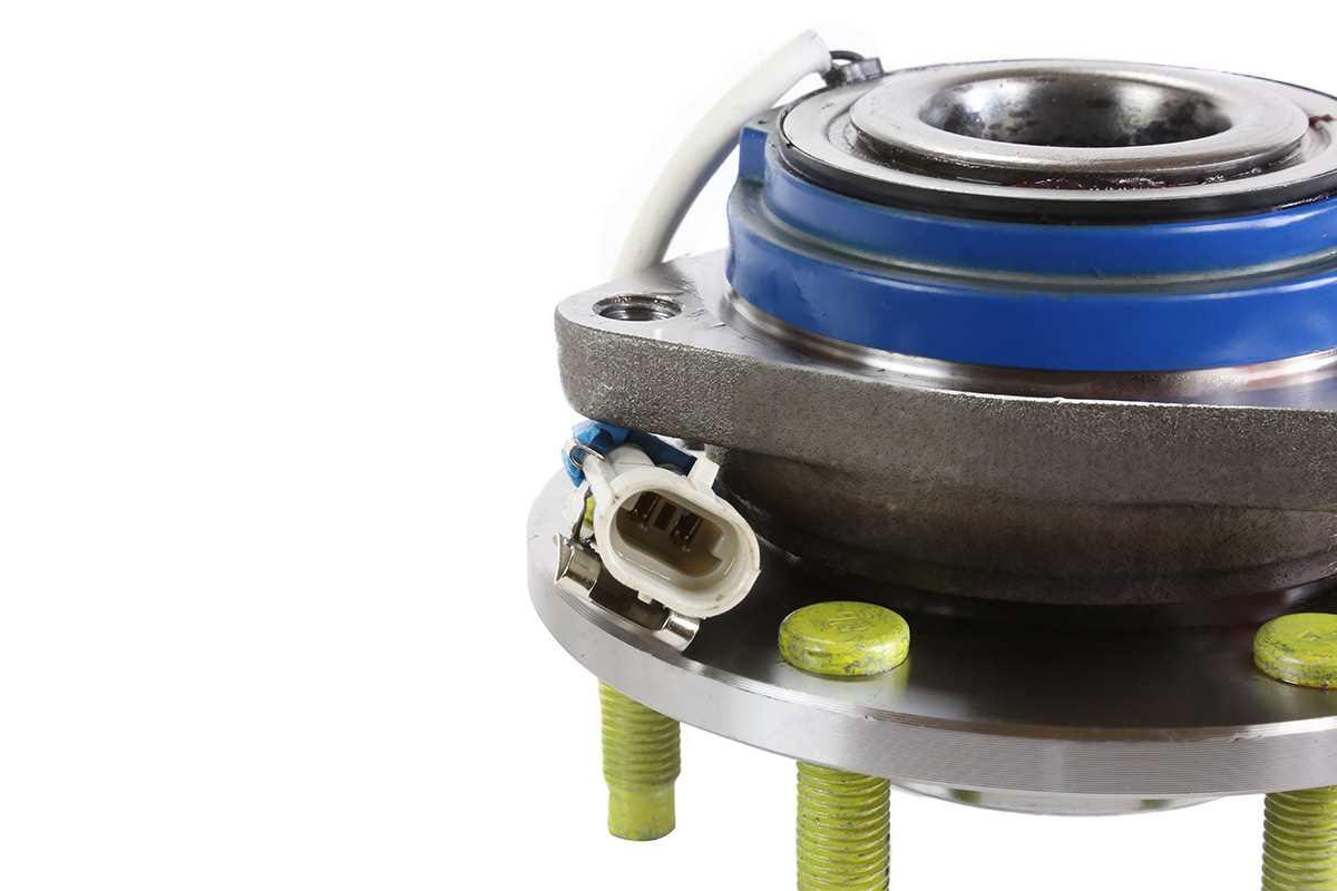 Prime Choice Auto Parts HB612245PR Rear Hub Bearing Assembly Pair