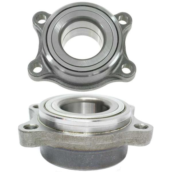 Pair 2 Rear Wheel Hub Assembly 5 Stud for 03-07 Infiniti G35 03-09 Nissan 350Z - Part # HB612348PR