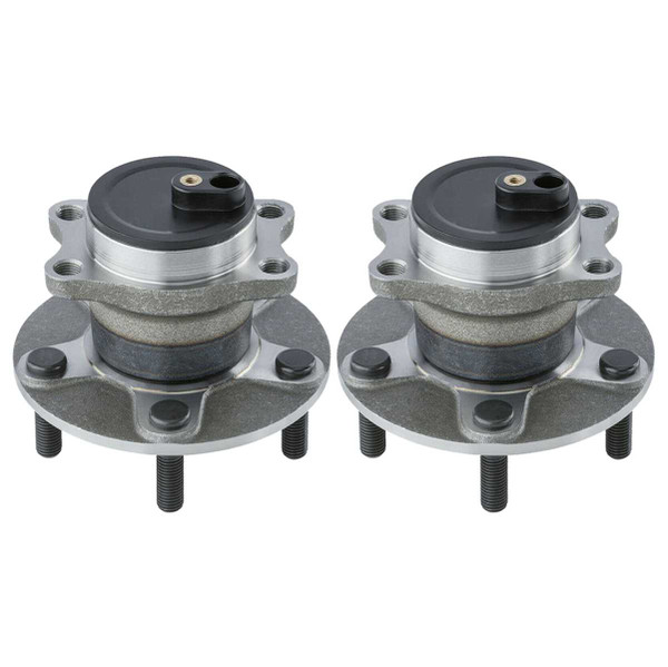 Rear Wheel Hub Bearing Assembly Pair FWD - Part # HB612396PR