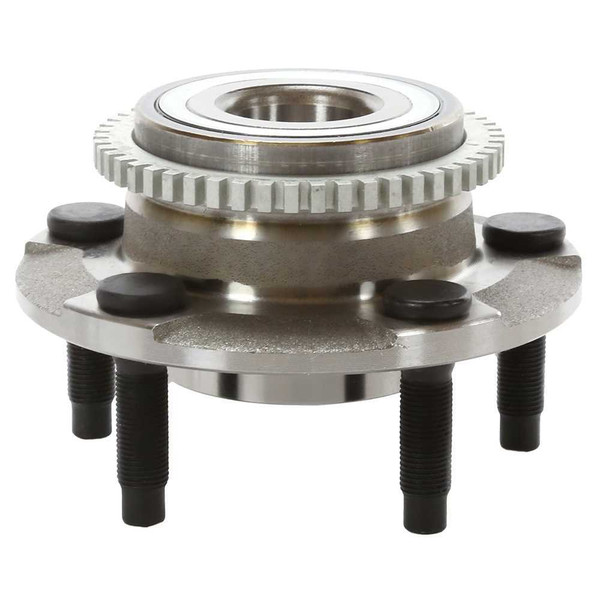 Pair 2 Front Wheel Hub Bearing Assembly 5 Stud for 1994-2004 Ford Mustang RWD - Part # HB613117PR