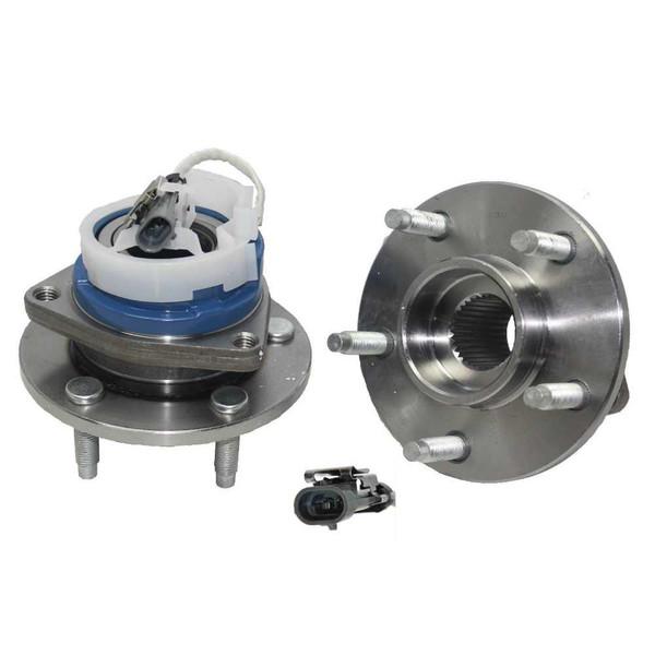 Pair of Wheel Hub Bearing Assemblies - Part # HB613123PR