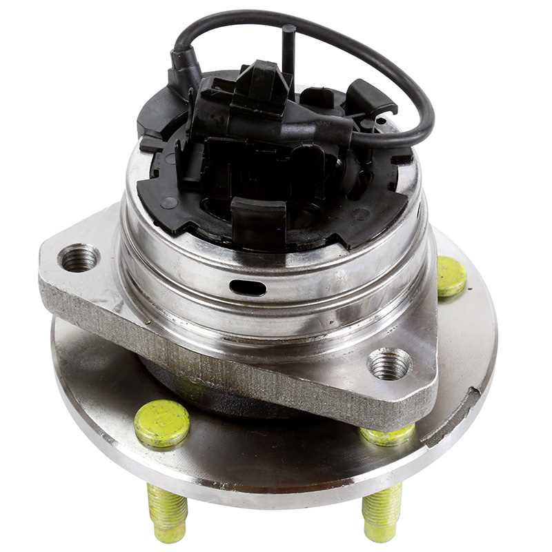 Auto Shack HB615098 Front Wheel Hub Bearing Assembly