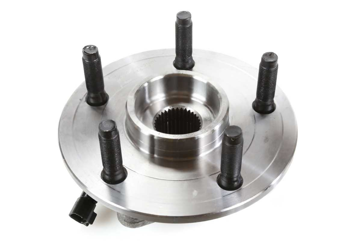 AutoShack HB615115 Front Wheel Hub Bearing Assembly