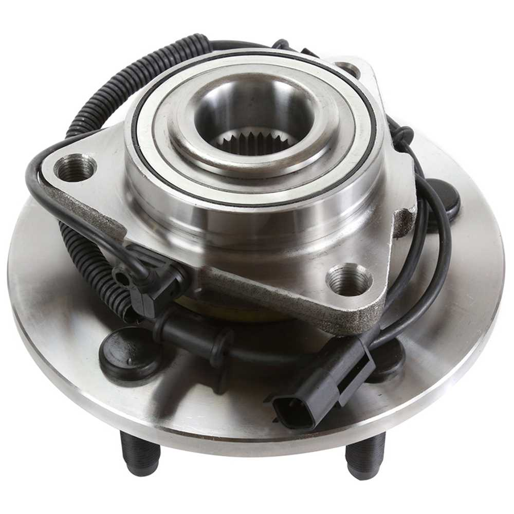 Auto Shack HB615063PR Front Wheel Hub Assembly Pair