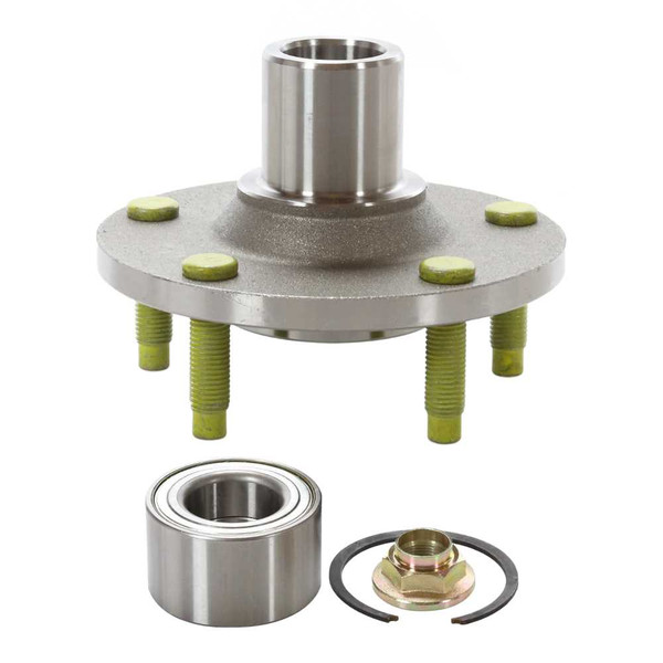 Front Wheel Hub Bearing Repair Kit Fits Front Driver Left Side or Front Passenger Right Side - Part # HB618517