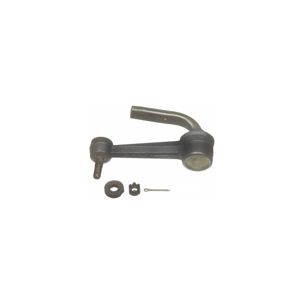 Front Driver Left Idler Arm For 90-05 Chevrolet Astro GMC Safari RWD 12MM Studs - Part # IAK701