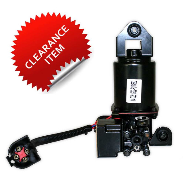 Clearance Air Suspension Compressor w/o Dryer - Part # KAC251G22ND