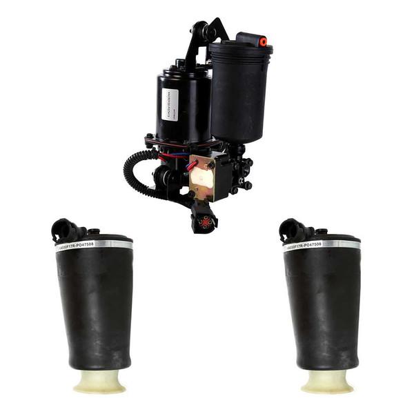 Air Spring Compressor & Air Spring Bag/Bellows - Part # KAC50F22KAS50F17RPR