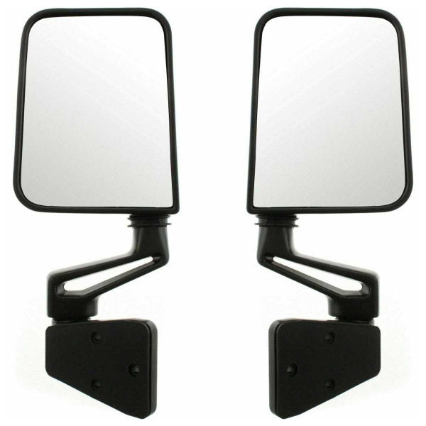 Manual Side View Mirror Pair - Part # KAPCH1320102PR