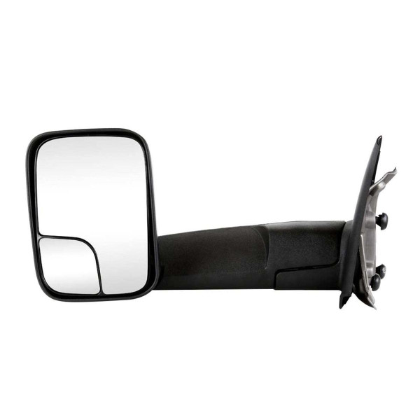 Driver Left Manual Towing Side View Mirror - Part # KAPCH1320227