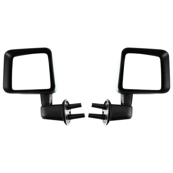 Manual Side View Mirror Pair - Part # KAPCH1320271PR