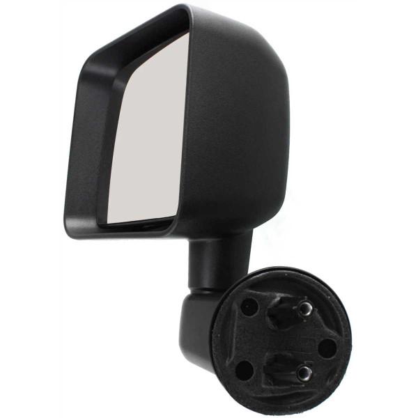 Driver Left Manual Side View Mirror - Part # KAPCH1320271