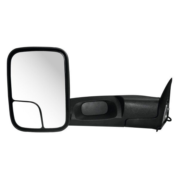 Driver Left Power Heated Towing Side View Mirror 6 Hole 5 Prong Connector - Part # KAPCH1320307
