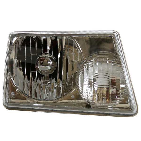 Headlight Assembly - Part # KAPFD10090A1R