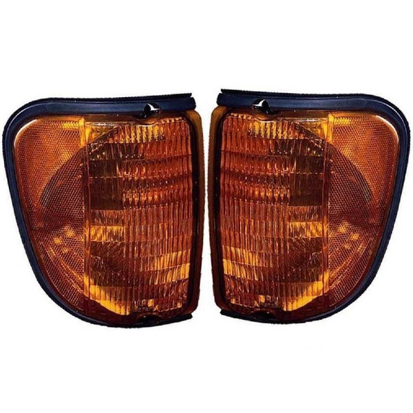 [Set] Corner Side Marker Light - Part # KAPFD20075B3PR