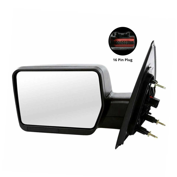 Power Side View Mirror - Part # KAPFO1320233