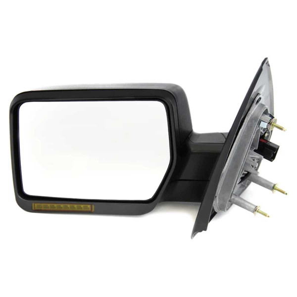 Drivers Left Side Heated Signal Power Mirror - Part # KAPFO1320242