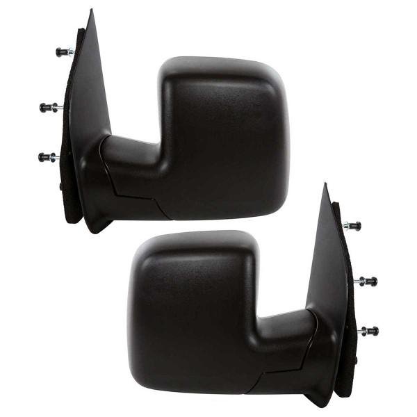 Manual Side View Mirror Pair - Part # KAPFO1320253PR