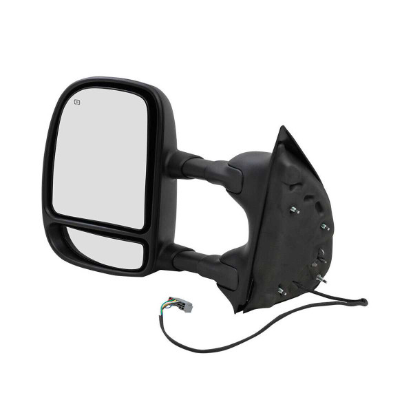 Driver Left Power Heated Towing Signal Side View Mirror - Part # KAPFO1320268