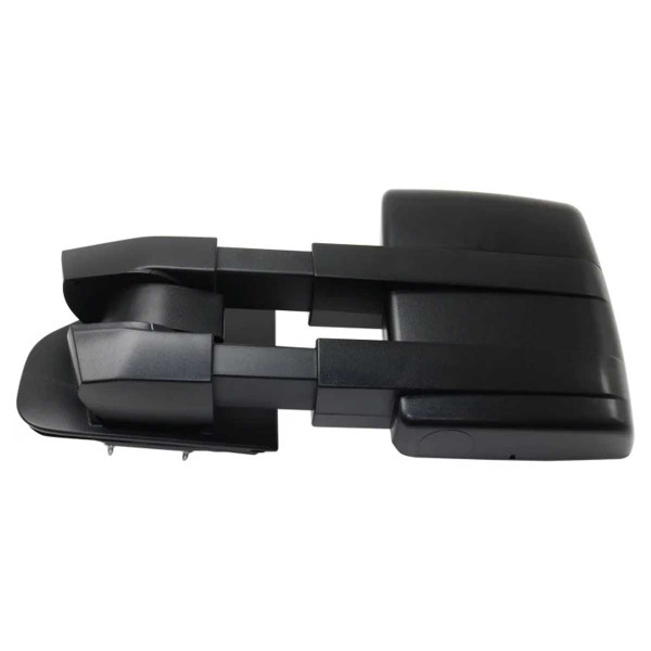 Driver Left Manual Towing Side View Mirror - Part # KAPFO1320368