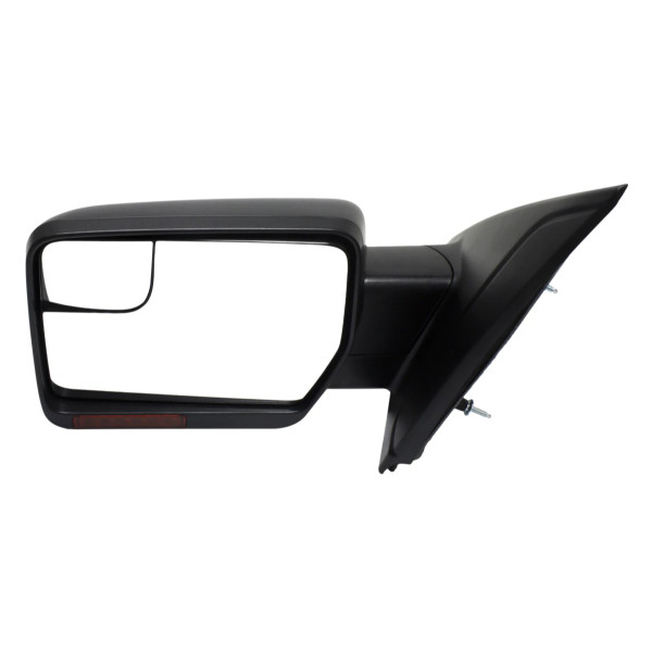 Power Heated Signal Driver Left Side View Mirror - Part # KAPFO1320405