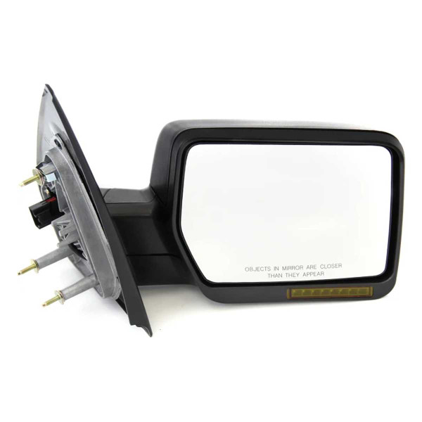 Passenger Right Power Heated Signal Side View Mirror - Part # KAPFO1321242