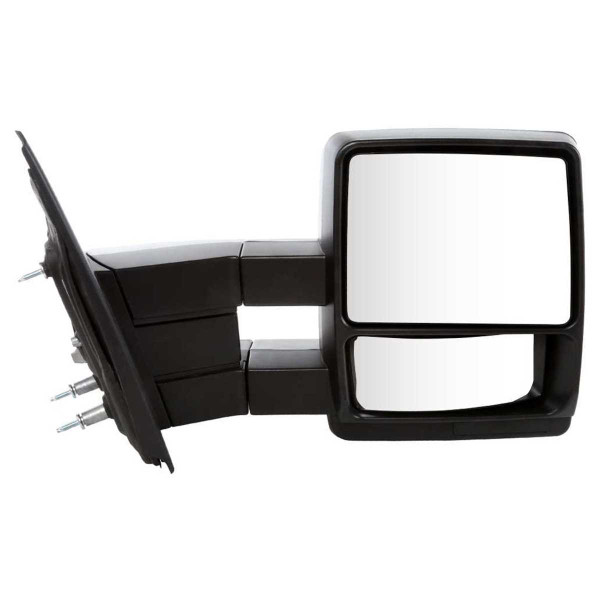 Passenger Right Manual Towing Side View Mirror - Part # KAPFO1321368