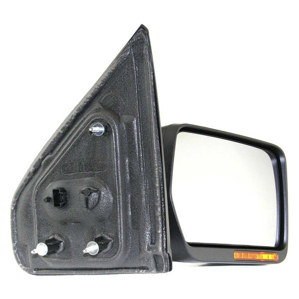 Passenger Right Power Heated Signal Puddle Lamp Side View Mirror - Part # KAPFO1321413