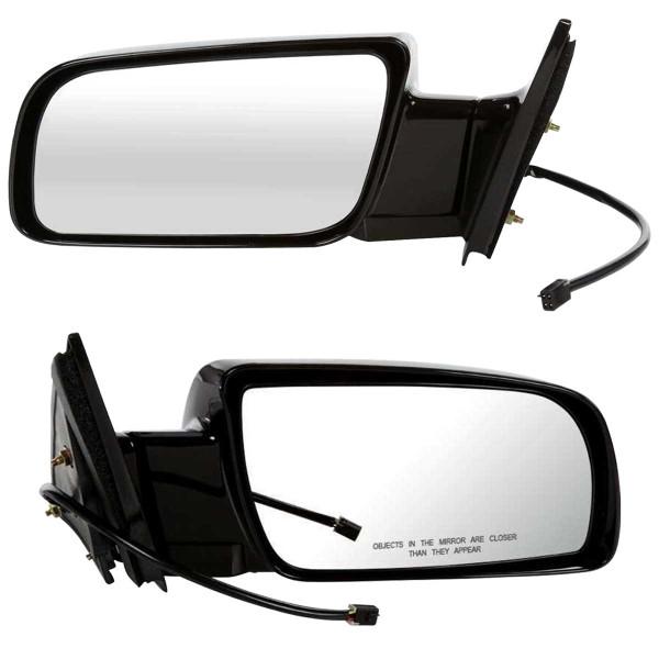 Power Side View Mirror Pair - Part # KAPGM1320122PR