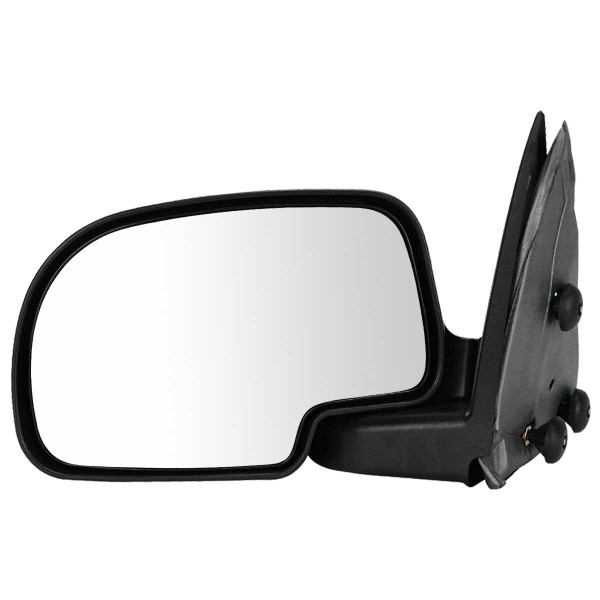 Driver Left Manual Side View Mirror - Part # KAPGM1320230