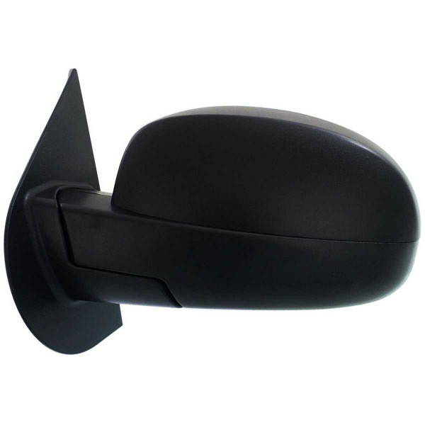 Driver Left Manual Side View Mirror - Part # KAPGM1320332