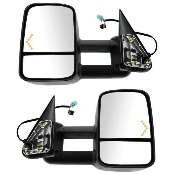 Set of Two Towing Mirrors - Part # KAPGM1320355PR