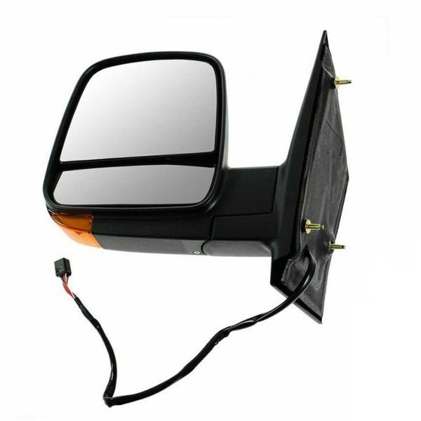 Power Side View Mirror Heated - Part # KAPGM1320397
