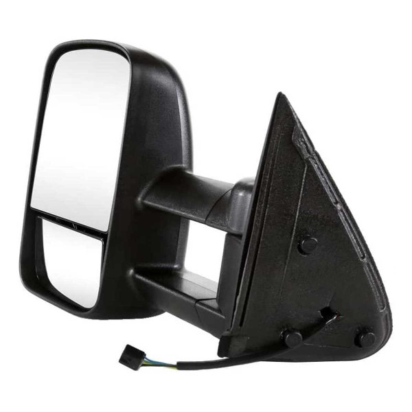 Driver Left Power Heated Towing Side View Mirror 8 Hole 5 Prong Connector - Part # KAPGM1320411