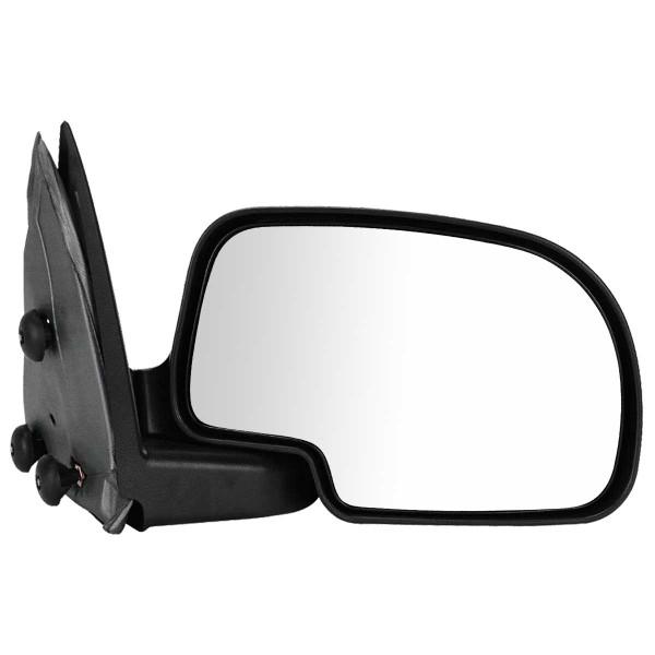Passenger Right Manual Side View Mirror - Part # KAPGM1321230