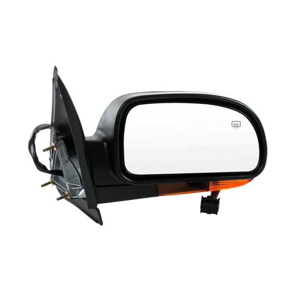 Passenger Right Power Heated Signal Side View Mirror 16 Hole 7 Prong Connector - Part # KAPGM1321323