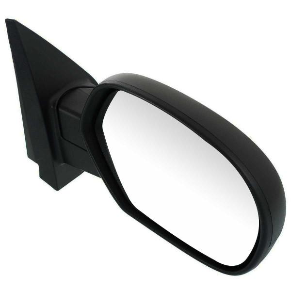 Passenger Right Manual Side View Mirror - Part # KAPGM1321332